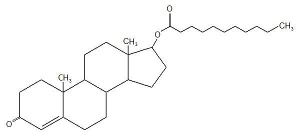 Testosteronundecanoat