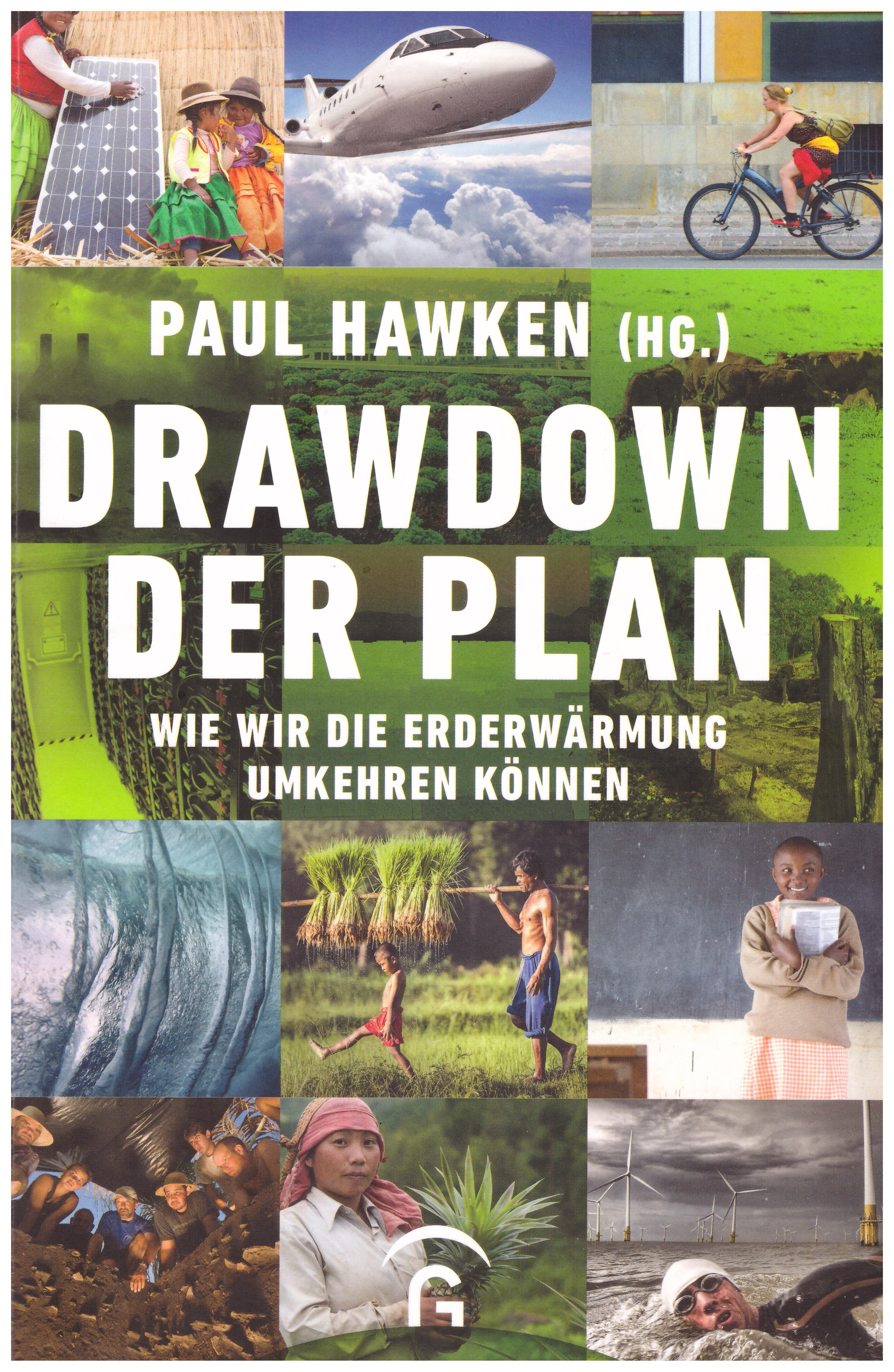 Paul Hawken - Drawdownd. Der Plan 001